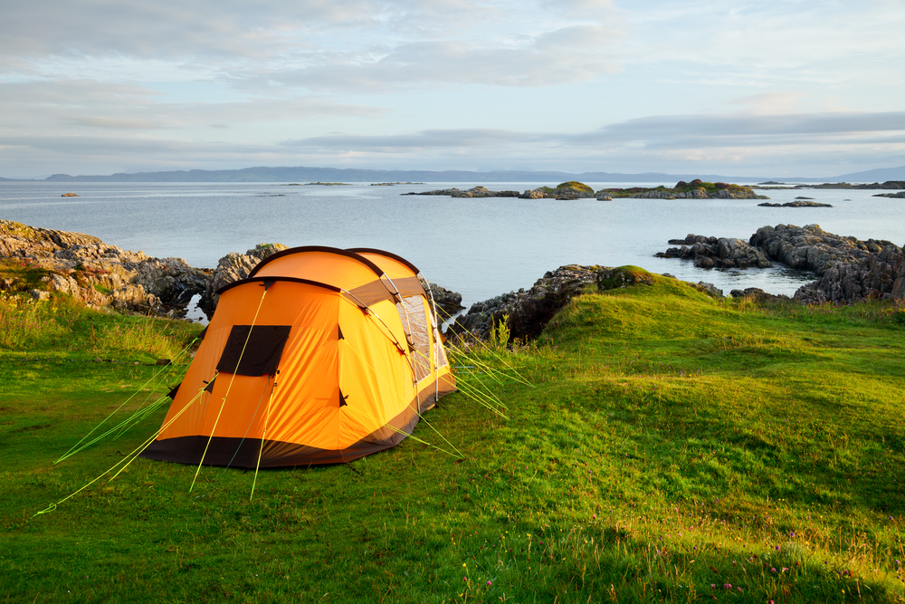 Don't let a bad back ruin your camping holiday