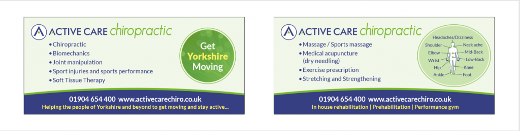 Active Care Chiropractic York